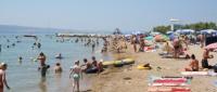 Prekrasne plaže u Omišu, Hrvatska