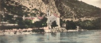 Our Lady of Carmel Monastery in Omiš, Croatia
