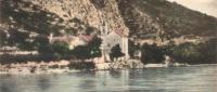 Our Lady of Carmel Monastery in Omiš, Croatia